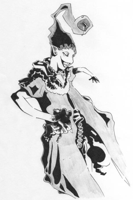 Dark Lord Veryl by Zeromatrious