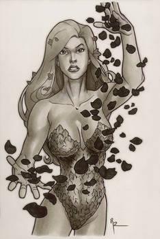 Poison Ivy, Commission