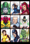 Avengers Kree Skrull Wars 1