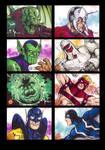 Avengers Kree Skrull Wars 2