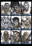 Avengers The Movie Sketchcards 01