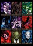 Batman The Legend Sketchcards 03