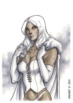 White Queen, Commission