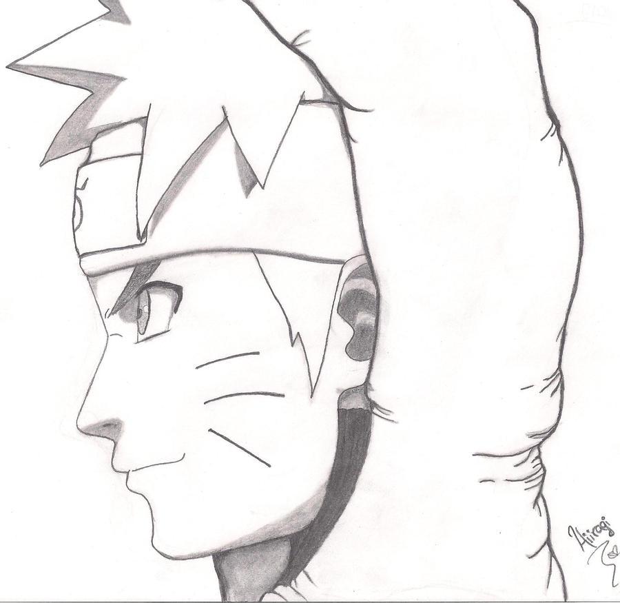 Naruto Shippuuden - Uzumaki Naruto by narutoparty165