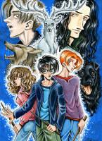 The prisoner of Azkaban by ConnyChiwa