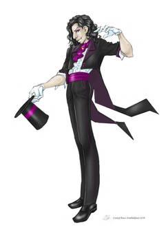 Ren, the Magician [Circus AU 2/2]