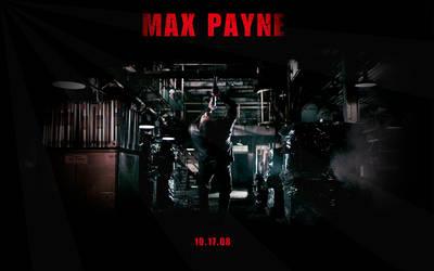 Max Payne - Movie Wallpaper