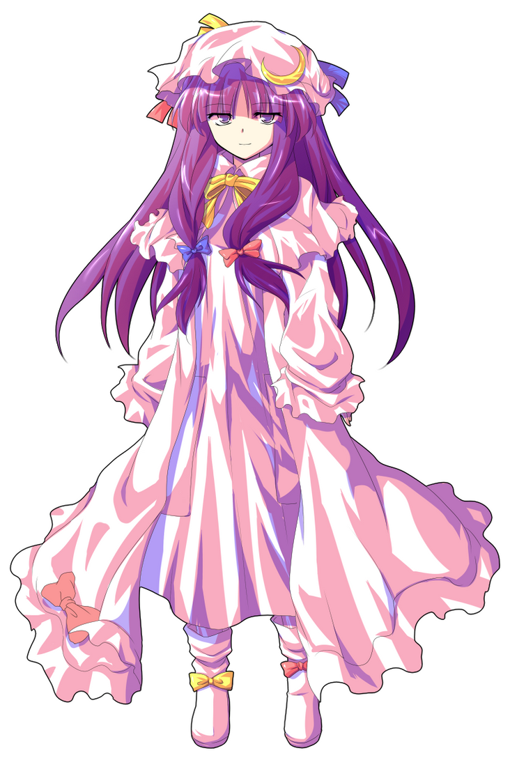 (Full Sized) Patchouli Knowledge By RaoulWolf On DeviantArt
