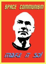 Space Communism by ottervomit