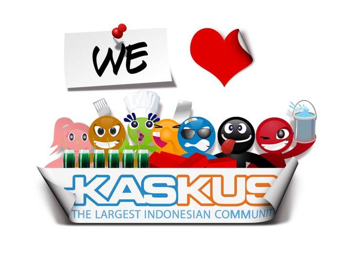 we love kaskus by denitopr