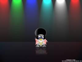 Afro TUX by djBoy0007punjab
