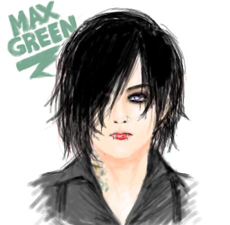 max green by amirosemelek on deviantart