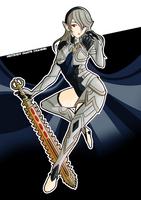 Fire Emblem Fates - Female Corrin by NintendoLeagueCh