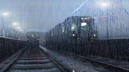 Rain 2 by KindredArts