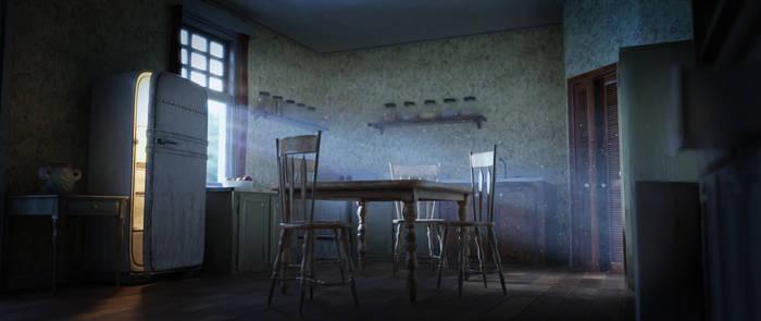 Harwood House Kitchen (2560 x 1080)