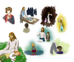 Doodles 3: Psalm 23