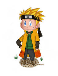 6er HOKAGE NARUTO. by fly30017