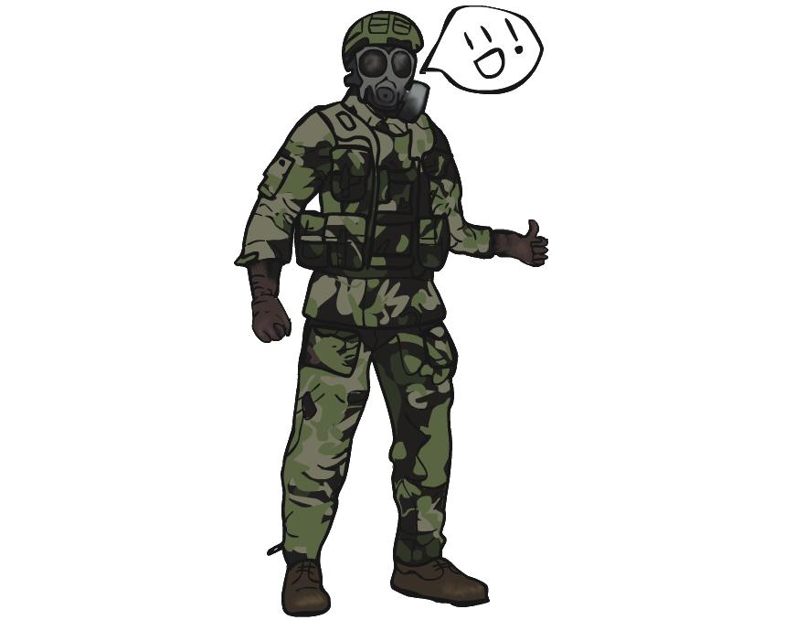Killing Floor   Corporal Lewis By BluFox5 ...
