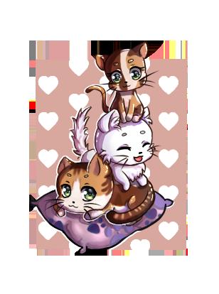 Fur Babies by KirasElixir