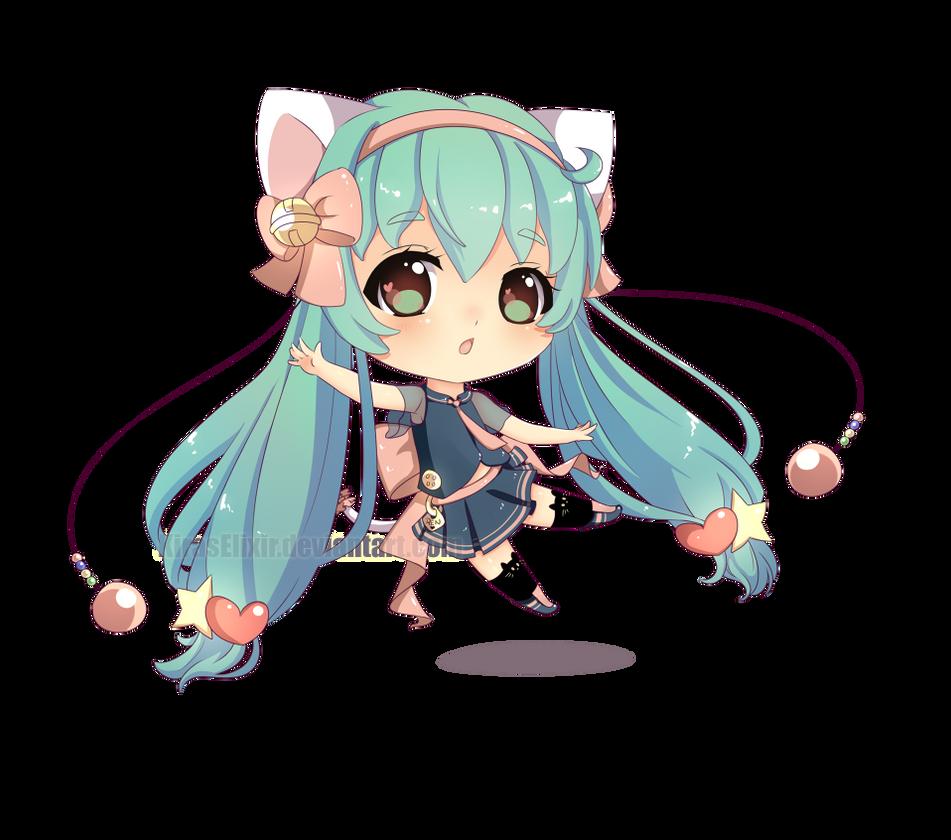 Little Ren by KirasElixir