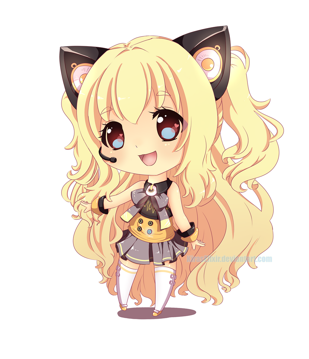 Seeu Chibi By Kiraselixir On Deviantart