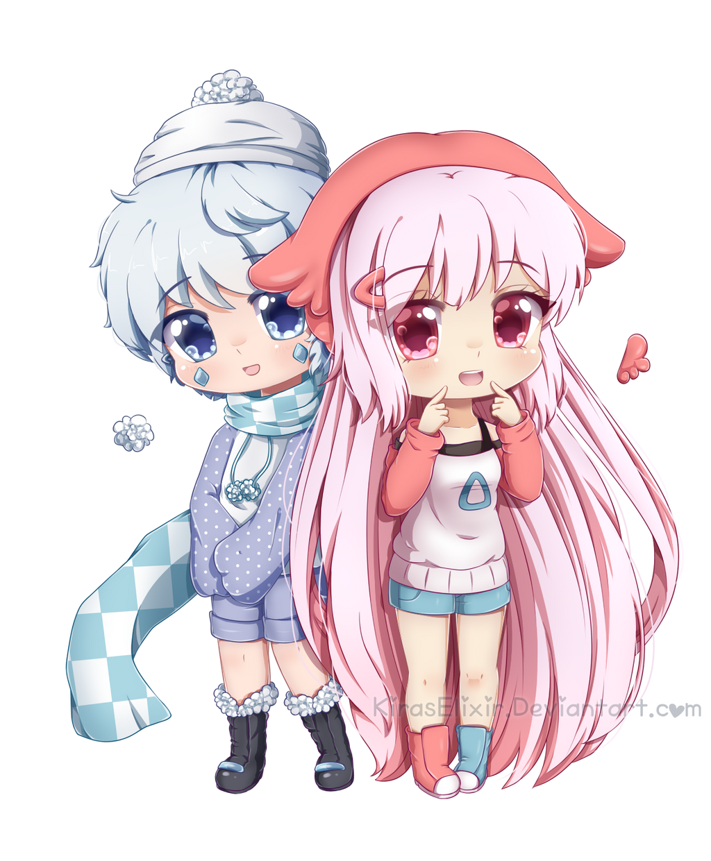 C: Marshmellohtea 01 by KirasElixir