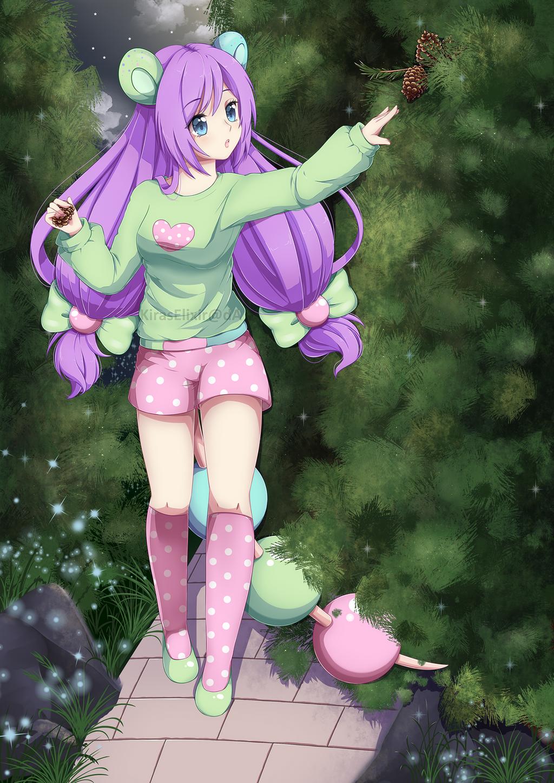 C: Felicia by KirasElixir