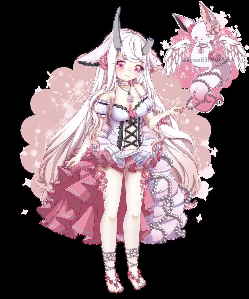 Zeraphi: Custom .Zenaku. by KirasElixir