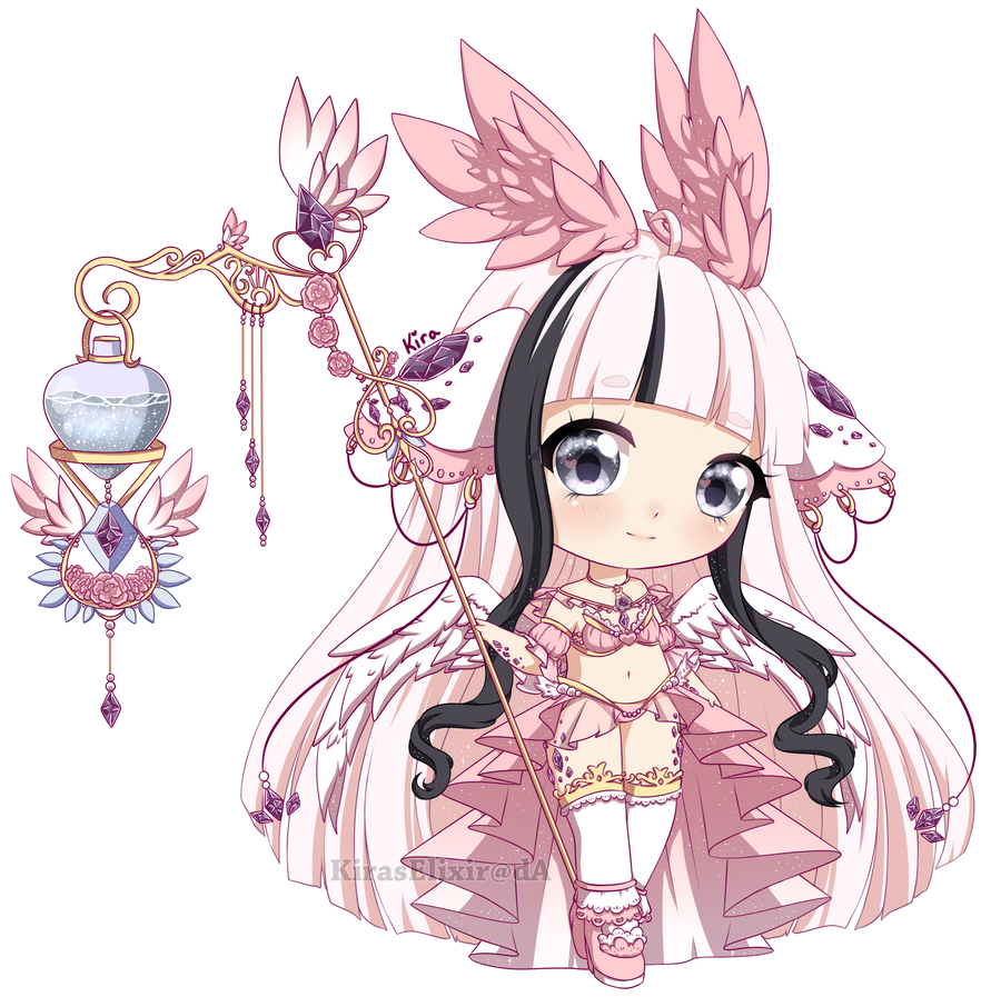 OC: Kira's light by KirasElixir