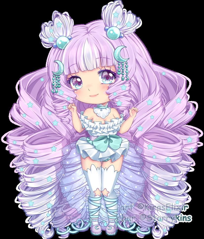 C: Sweet Heart Maia by KirasElixir