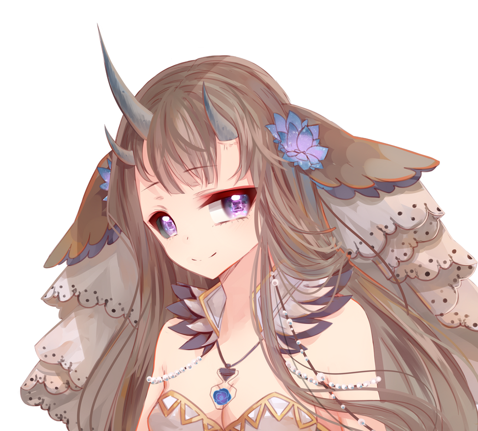 OC: Galatea [by Daikazoku63] by KirasElixir