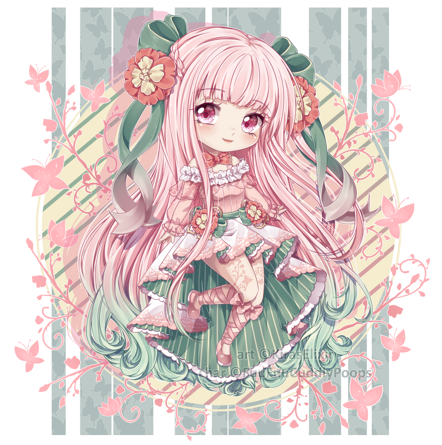 C: Irene by KirasElixir