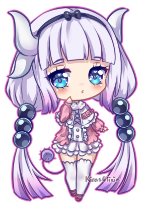 Teenytiny Kanna Wm by KirasElixir