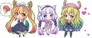 FA: Tiny Dragons