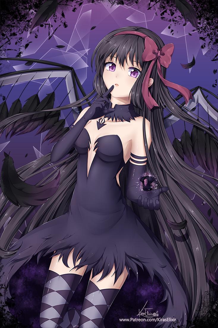 FA: Akuma Homura by KirasElixir