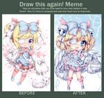 Meme: Draw This Again 01