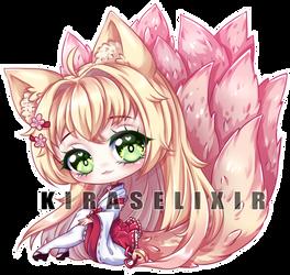 C: Luciela by KirasElixir