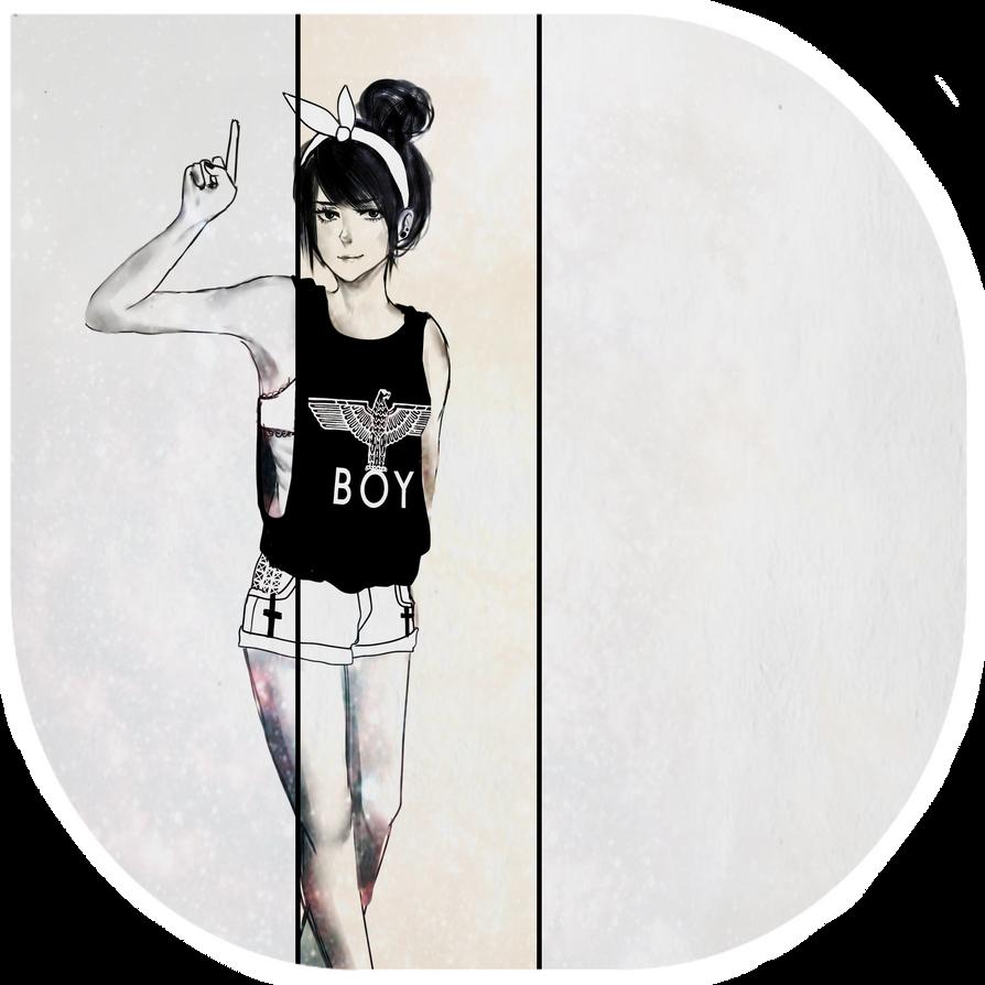 Boy by UMEJI