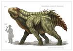Beladron Dinosaur