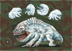 Gorgetuan the Dragon Eater