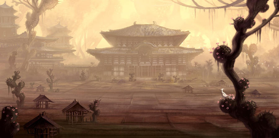Ancient Sanctuary