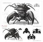Landmine Crustacean