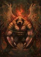 Desrukter Demons concept by MIKECORRIERO