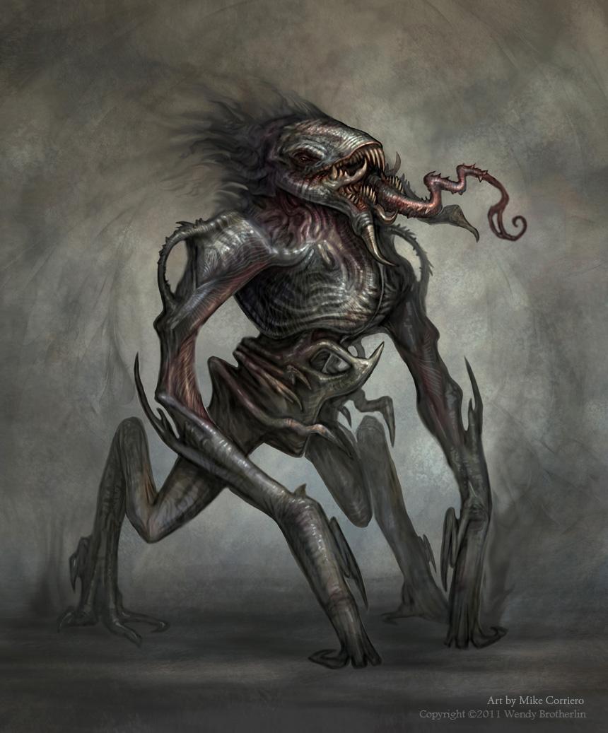 Shadow Walker Final 01 by MIKECORRIERO