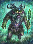 Dementia Spriggan Legend of the Cryptids Advanced