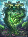 Quiescent Greenman Advanced Legend of the Cryptids
