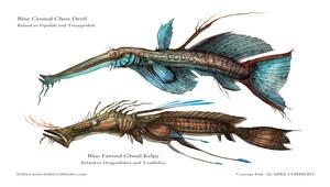 Conceptual Fish - Creatures