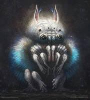 Aranea Lepus (Spider Rabbit) Indigenous 01 by MIKECORRIERO