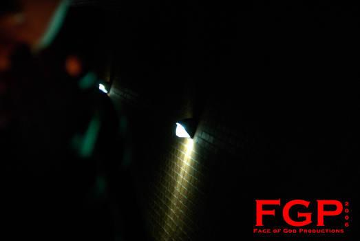 Abstract Flood Light