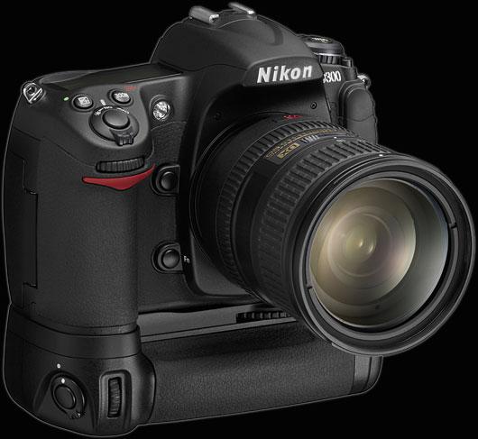 Nikon D300 by MessiahKhan